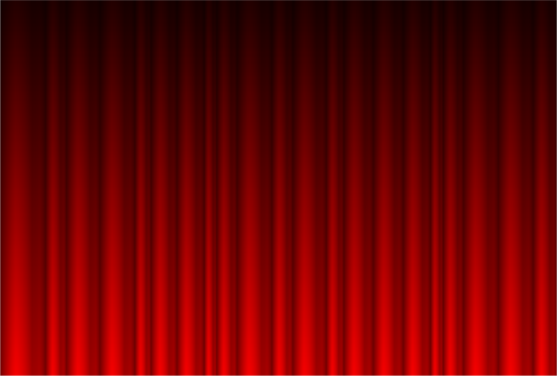 wallpapers red curtain background - photo #44
