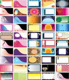 Variety Of Background