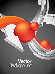 Vector fundo dinâmico 3