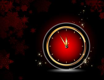 Design de relógio mágico