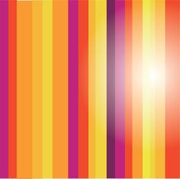 Rayas verticales de colores