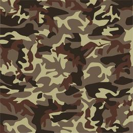 Fondo de camuflaje marrón