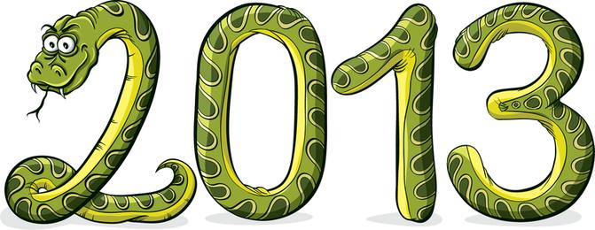 2013 Jahr von