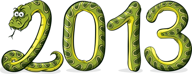 2013 Year Of