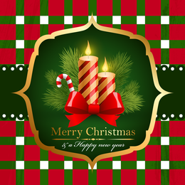 Beautiful Christmas Background 3