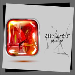 Amber texture design