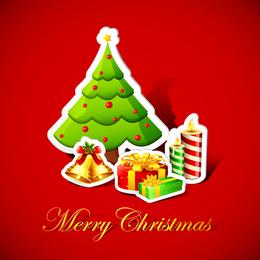 Beautiful Christmas Background 4