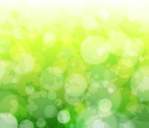 Desenfoque natural verde bokeh telón de fondo