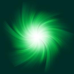 Fundo de starburst verde energético