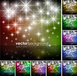 Starlight backdrop designs set