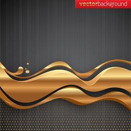 Goldene Welle nach