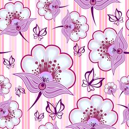 Beautiful Purple Background