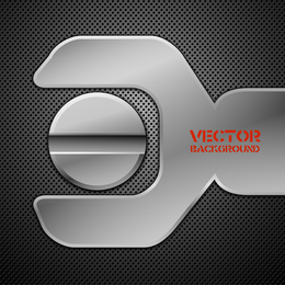 Vector Background Of 3