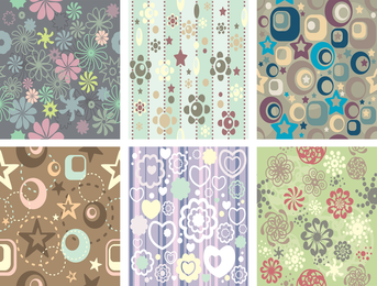 Pattern Background Vector 2