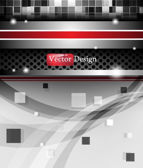 Dynamic Technology Background 3