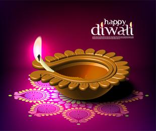 Diwali hermoso fondo 2
