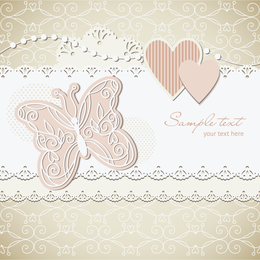 Wedding Label Background