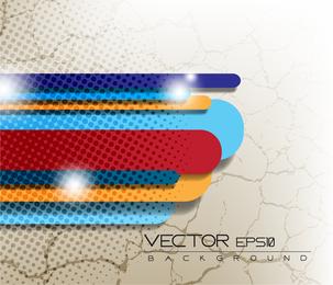 Vector fondo de punto 2