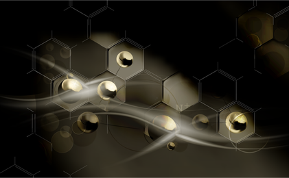 Cool Glare Honeycomb