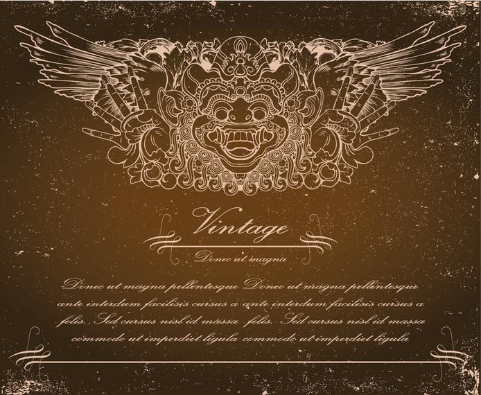 Totem Faith Background