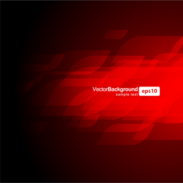 Dynamic red background
