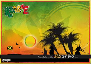 Fondo de Pantalla de Reggae