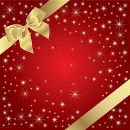 Fondo de embalaje festivo