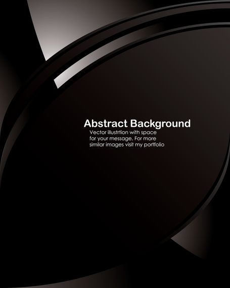 Download Vector Dark And Abstract Backdrop Design