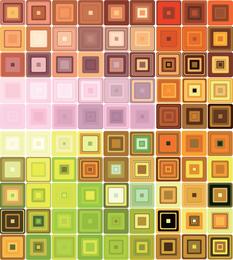 Geometric Mosaic Vector