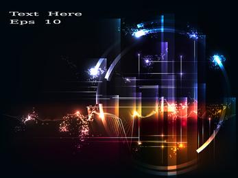 Technology Glare Background 2