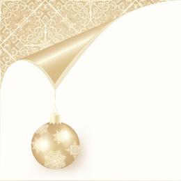 Fondo de bola de Navidad 4