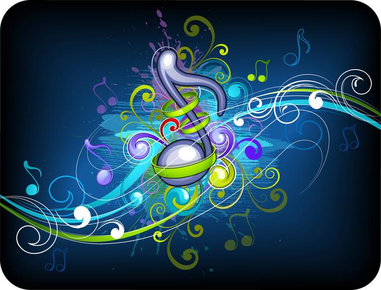 Brilliant Music Background