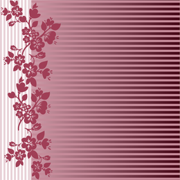 Red Background Pattern 3