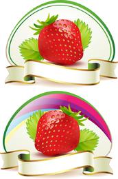 Strawberry Theme Background 3