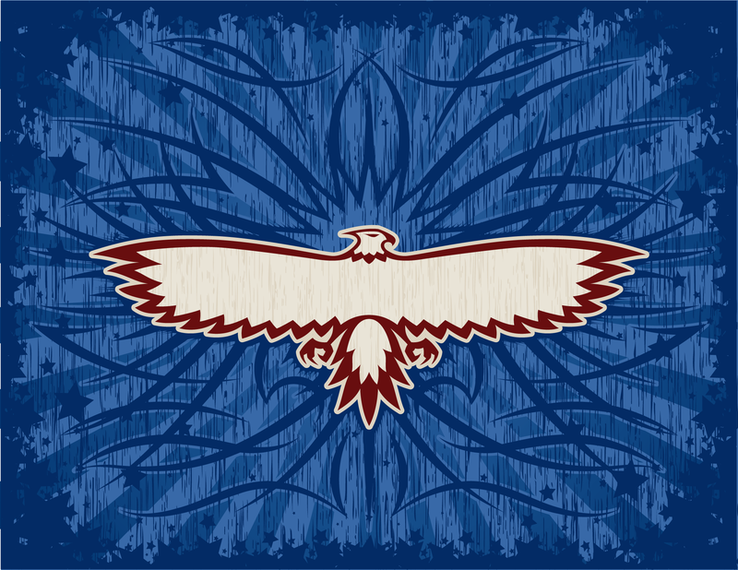 Eagle Totem And