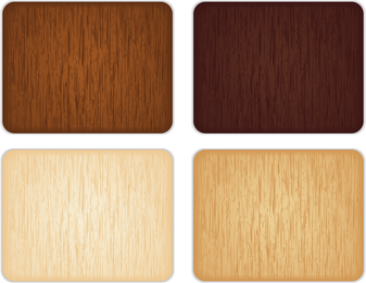 4 Color Wood