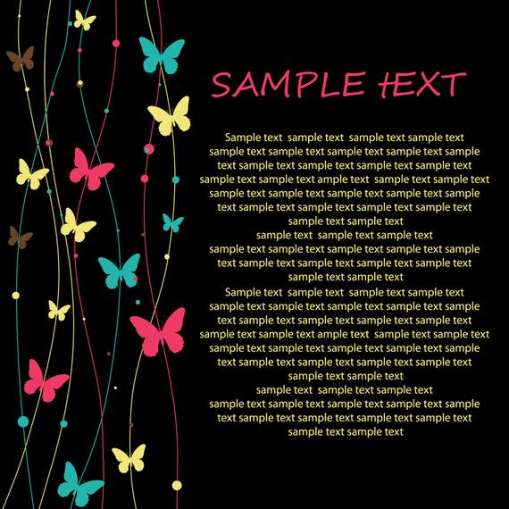 Exquisite Card Background