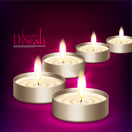 La hermosa diwali