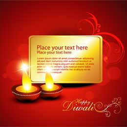 Diwali Beautiful Background 3