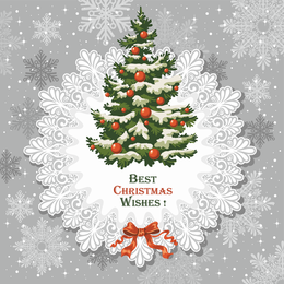 Beautiful Christmas Background 34