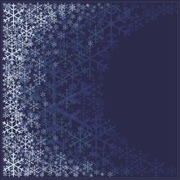 Padrão de floco de neve bonito 3