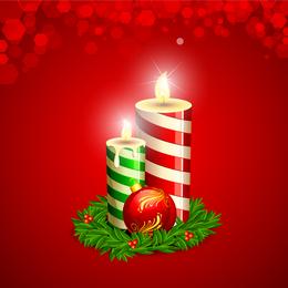 Beautiful Christmas Background 35