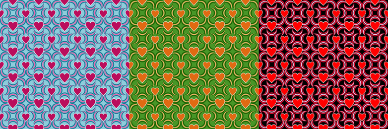 Fine Line Pattern 4