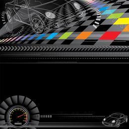 Racing Theme Background 3