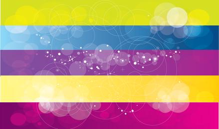 Multi Color Vector