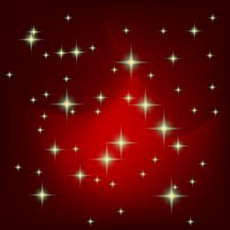 Red Vector Xmas