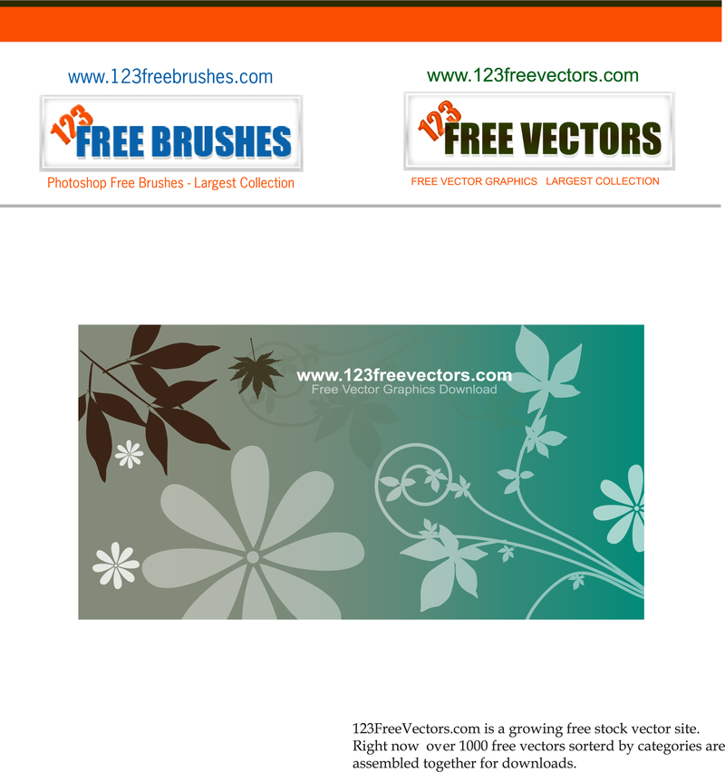 Nature Background Free - Vector download