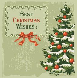 Beautiful Christmas Background 37