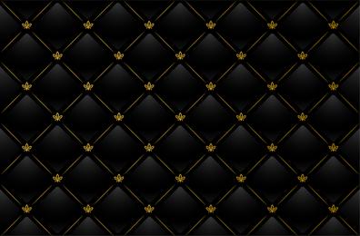 Black Checkered Tile