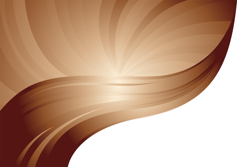 brown dynamic lines 3 vector download